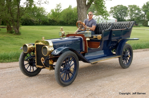 """The Model K was considered to be """"the Model T on steroids,"""" said Heyen."""
