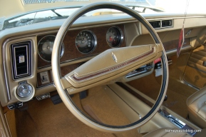 "The Cutlass options include the rare ""Rim Blower"" horn, allowing the driver to honk wherever his hands are positioned on the steering wheel. Offered through dealers, most new car owners didn't want to wait for it to be installed."