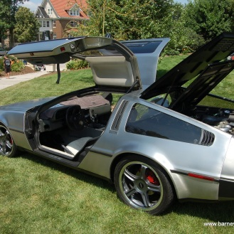 "DeLorean left GM as a vice-president to create a new ""ethical"" sports car that was practical, safer, stylish, long-lasting, affordable, and easy to maintain. There were those who said that didn't sit well with the Big Three auto makers."